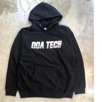 "DOA ""Tech Hoodie"" Black"