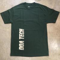 """DOA """"Tech T-shirts"""" Green"""