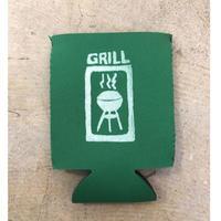 Grill skateboard Koozie (Green