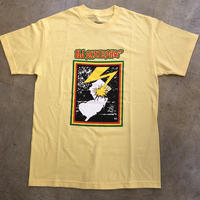 NJ skate shop Original T-shirts (Yellow