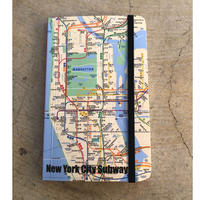 NewYork city Subway map Note