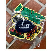 Sticker pack with Coin case(Navy