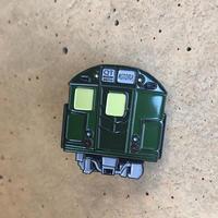 NewYork train Pins