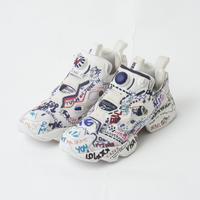 VETEMENTS × REEBOK Instapump Fury スニーカー 24