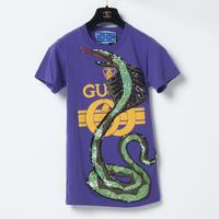 GUCCI × ELTON JOHN スパンコールシャツ XXS