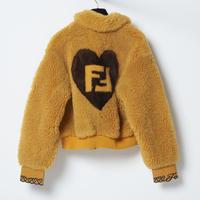 FENDI シェアリングジャケット 42