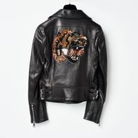 GUCCI タイガー ライダースジャケット 40