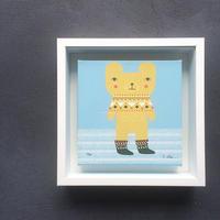 ドナウィルソンアート|エスキモー・ベア