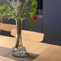 デンマーク王室御用達のガラスブランド【ホルムガード】花器|H30cm