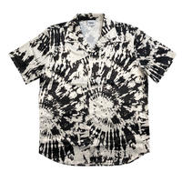 SSS WORLD CORP ACADACA TIE-DYE SHIRT