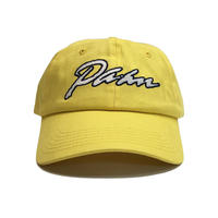 P.A.M  RHYTHM IS EVERYTHING CAP YELLOW