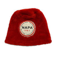 NAPA  BY MARTINE ROSE F-PAMPAS HAT RED