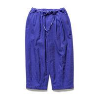 TIGHTBOOTH PIQUE BAGGY SLACKS BLUE