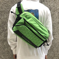 OAKLEY × SLAM JAM  BODY BAG BUMBAG LASER GREEN