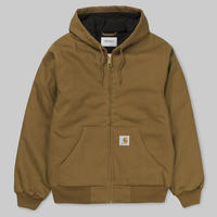 CARHARTT W.I.P ACTIVE JACKET HAMITON BROWN