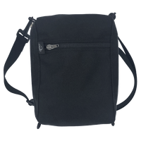 COMA BRAND  SHOULDER SACK BLACK