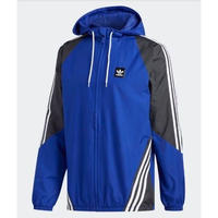 ADIDAS SKATEBOARDING INSLEY JACKET ACTIVE BLUE/SOLID GREY/WHITE