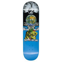 FUCKING AWESOME FROGMAN DIPPED BLUE DECK 8.25