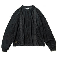 TIGHTBOOTH PRODUCTION ENCORE SUEDE TOPS BLACK