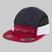 CARHARTT WIP TERRACE CAP NAVY /RED