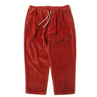 TIGHTBOOTH PRODUCTION BAGGY CORD PANTS VERMILION