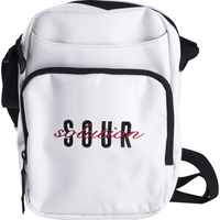 SOUR  OFF YOUR CHEST BAG  WHITE