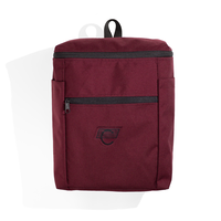 COMA BRAND  BACKPACK BURGUNDY