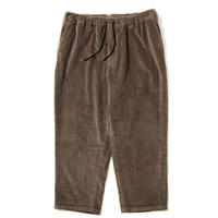 TIGHTBOOTH PRODUCTION BAGGY CORD PANTS BROWN