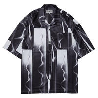 EVISEN SKATEBOARDS KATANA SHIRT BLACK