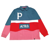 BY PARRA MEADOWS RUGBY SHIRT MULTI