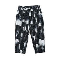 EVISEN SKATEBOARDS SWORD PANTS BLACK