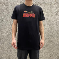 HOPPS PUNCH OUT TEE BLACK