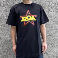 D.O.A SHOTS TEE BLACK