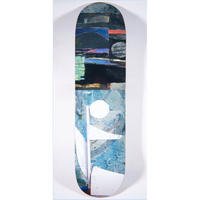 ISLE SKATEBOARDS SCULPTURE NICK JENSEN 7.75/8.0