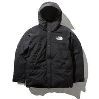 THE NORTH FACE  MOUNTAIN DOWN JACKET BLACK