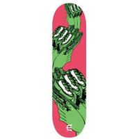 EVISEN SKATEBOARDS SUSHI COASTER GREEN DECK 8.0/8.25
