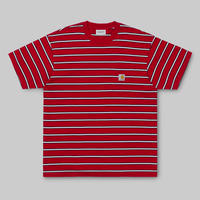 CARHARTT WIP S/S HOUSTON POCKET T-SHIRT CARDINAL