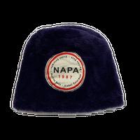 NAPA  BY MARTINE ROSE F-PAMPAS HAT DARK PURPLE