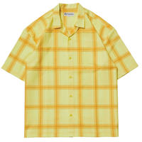 EVISEN SKATEBOARDS KILL ME SHIRT YELLOW