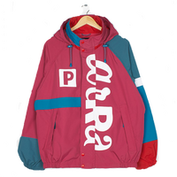 BY PARRA   RED PISTE JACKET  MULTI