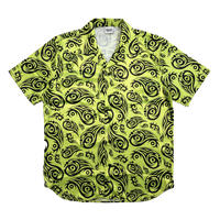 SSS WORLD CORP TRIBAL PRINT SHIRT