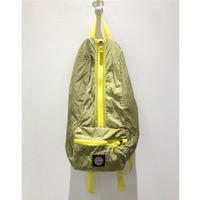 STONE ISLAND 90935 NYLON METAL WATRO RIPSTOP PACKABLE LEMON