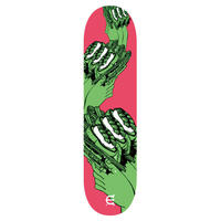 EVISEN SKATEBOARDS SUSHI COASTER GREEN 8.125/8.25