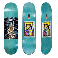 POLAR SKATE CO.PAUL GRUND  THE CREATORS DECK 8.375
