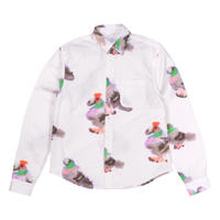 POP TRADING COMPANY ROP PIGEON SHIRT