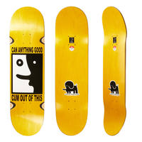 POLAR SKATE CO. TEAM - LEAVE MY TRUNK ALONE 8.5(WITH WHEEL WELLS)/9.25(1991 SPECIAL SHAPE)