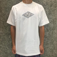 HOTEL BLUE DIAMOND TEE WHITE