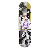 WKND SKATEBOARDS DEATH DANCE  KARSTEN KLEPPAN DECK