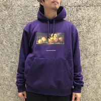 POETICCOLLECTIVE DESI STILL LIFE HOODIE PURPLE