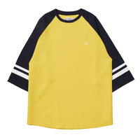 EVISEN SKATEBOARDS AERO TECH RAGLAN YELLOW